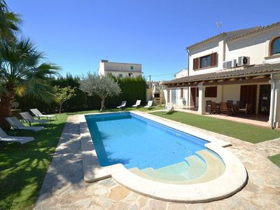 Photo for Holiday house Vilafranca de Bonany for 8 persons with 4 bedrooms - Holiday house