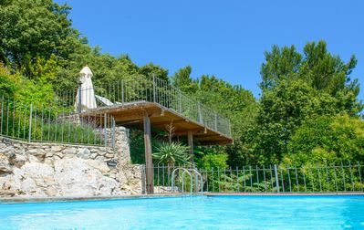 Photo for Luxury Villa, Private Heated Pool, Hillside Location, Spectacular Sea Views