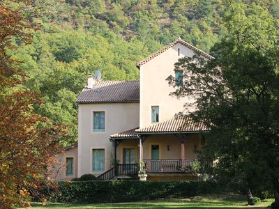 Photo for apartment estate in one of the most beautiful villages in France