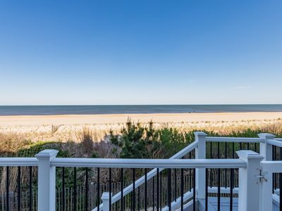 Photo for Seaside Villas 5 - Oceanfront on Pristine State Park Beach!