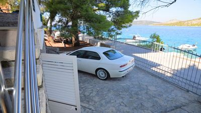 Photo for 2BR Apartment Vacation Rental in Grebaštica
