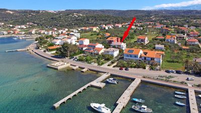 Photo for Apartment Mira  in Barbat, Kvarner Bay - 4 persons, 2 bedrooms