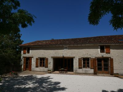 Photo for 5BR House Vacation Rental in Vanxains, Nouvelle-Aquitaine