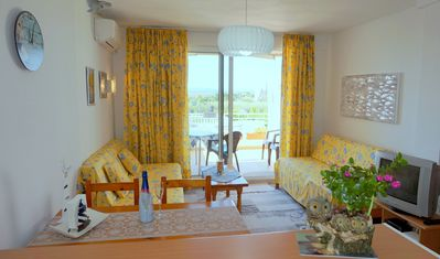 Photo for Empuriabrava: Beautiful and quiet apartment with a nice view, only 100m from the beach