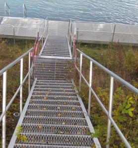 Photo for Just a few steps to the dock!
