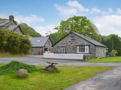 Photo for 4 bedroom accommodation in Llanbedr, near Barmouth
