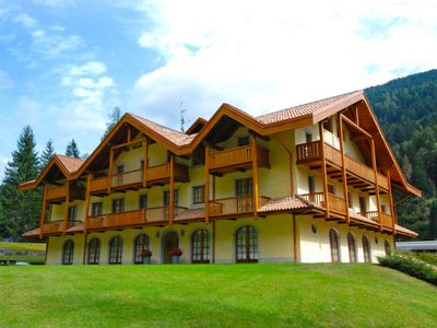 Photo for Apartment Holidays Dolomiti in Pinzolo - 4 persons, 2 bedrooms