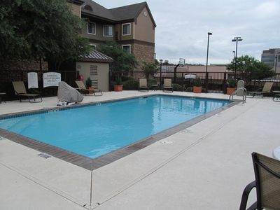 Photo for Free Shuttle to South Texas Medical Center   Heated Outdoor Pool + Free Breakfast