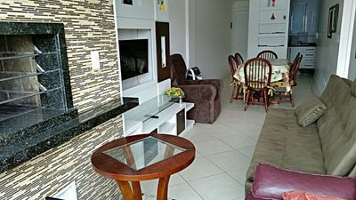Photo for Apartment near the sea, with 2 bedrooms, barbecue and private garage