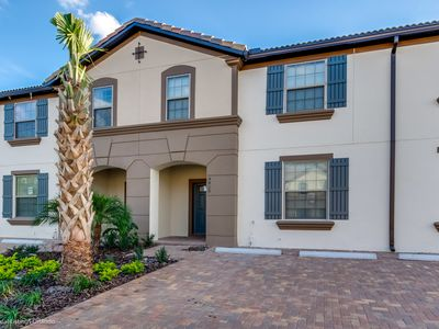 Photo for Beautiful 5 Bed Gated Pool Town Home At Windsor at Westside From $215/nt!