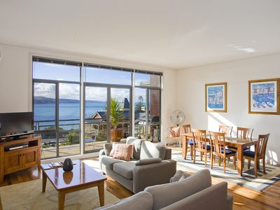 Photo for APARTMENT 35 PACIFIC APARTMENTS - LORNE PENTHOUSE