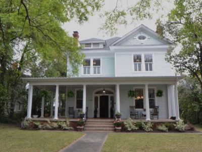 Photo for Historic Queen Anne Victorian in the Heart of Summerville