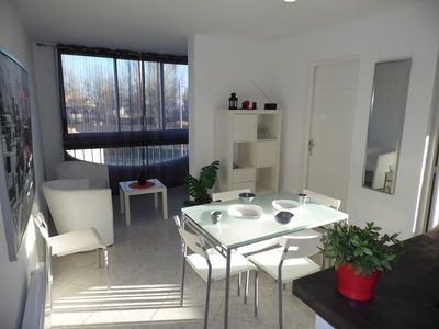 Photo for Nice apartment 3 rooms close to the beach