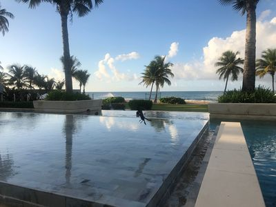 Photo for Luxury 2 BR / 3 BA Villa in St. Regis's Bahia Beach Resort