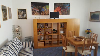 Photo for Holiday flat in optimal city and beach proximity