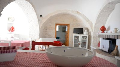Photo for The trulli of the Valle d'Itria