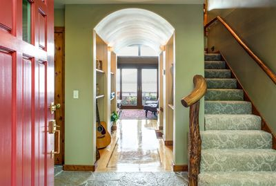 Enter into a one of a kind, custom, luxury home.
