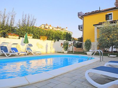 Photo for 2 bedroom Apartment, sleeps 4 in Umag with Pool and WiFi