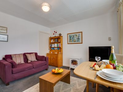 Photo for Harbour View is a great little apartment for two people in the centre of the popular seaside resort