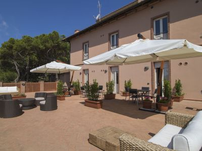 Photo for One bedroom Apartment, sleeps 4 in Casa Tonietti with Pool, Air Con and WiFi