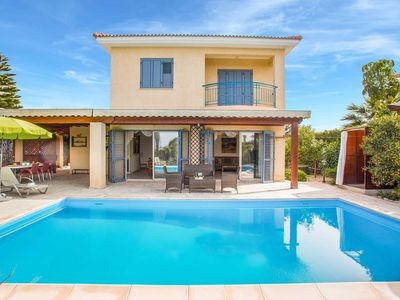 Photo for Latchi Marina View - Spacious villa with a large pool area & includes WI-FI