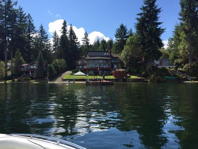 Photo for Discover the Beauty of Mason Lake in Comfort and Style