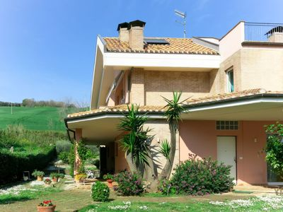 Photo for Vacation home Dei Poeti (PIT300) in Pineto - 9 persons, 4 bedrooms