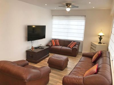 Photo for Miraflores Centric and modern 1 bed apartment
