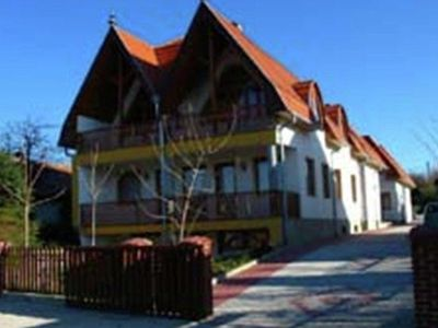 Photo for Nice apartment at 900 m. from Lake Balaton and near a national park