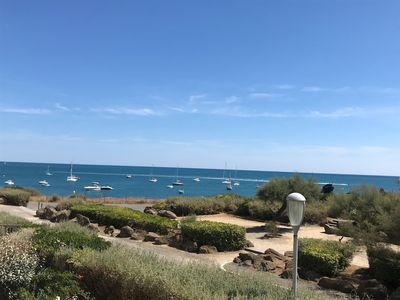 Photo for 2BR Apartment Vacation Rental in Agde, Occitanie