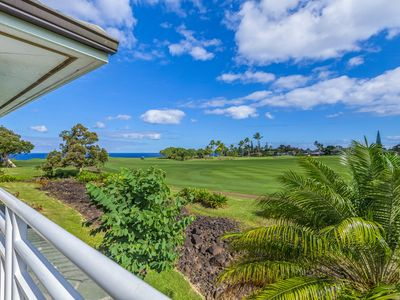 Photo for Fabulous, Ocean & Golf Course Views!  Air Conditioning in Both Bedrooms