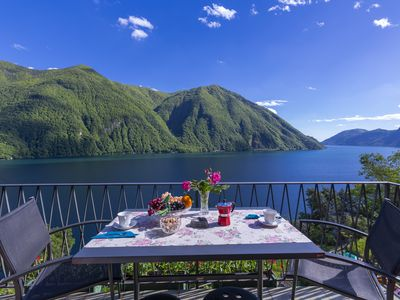 Photo for Villa Amazing Gandria, Lugano, Switzerland