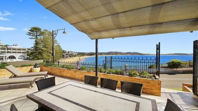 Photo for BEACHBOUND AT SANDALWOOD, TERRIGAL - AMAZING OCEAN VIEWS, 100M TO BEACH & SHOPS