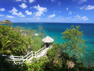 Photo for Smugglers Nest - Stunning Two Bedroom Private Oceanfront Villa - Amazing Views