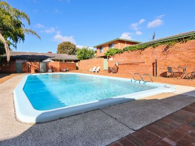 Photo for STYLISH, SPACIOUS & MODERN  HOME WITH POOL, COURTYARD & PARKING
