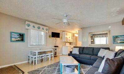 Photo for 3 NT. Minimum, 1 BLK to Ocean. Adorable ,Well Kept,  Family friendly with POOL