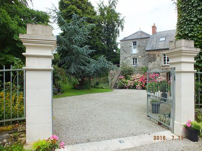 Photo for Peaceful manoir for 2 people between St lo and bayeux