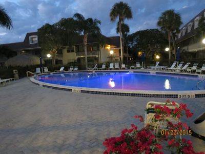 Great Marco Island location.