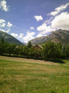 Photo for 65m2 apartment in the heart of the Ecrins Park