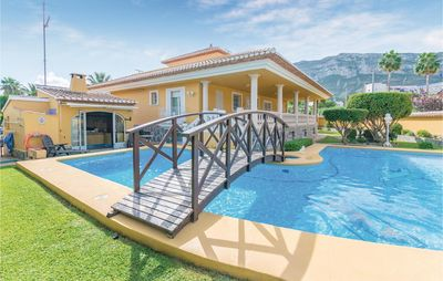 Photo for 7 bedroom accommodation in Denia