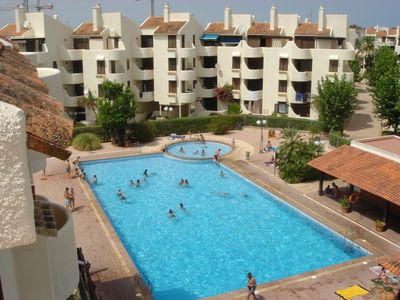 Photo for Playa Las Marinas Duplex apartment for 6 people