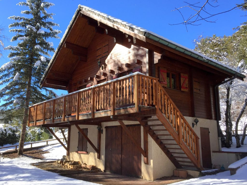 Chalet traditionnel (2 à 6 personnes)