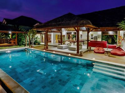 Photo for 5BR Seminyak Happy Villa Good For Family