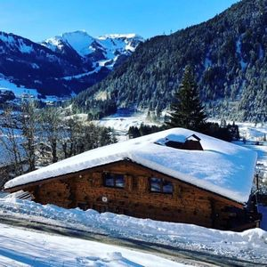 Photo for Exceptional chalet in Châtel with Jacuzzi and view!