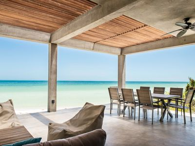 Photo for Brand new beach front home