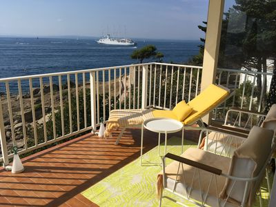 Photo for ROCA RIVIERA seafront, panoramic view, South