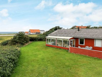 Photo for Beautiful Holiday Home in Løkken with Wonderful Sea View