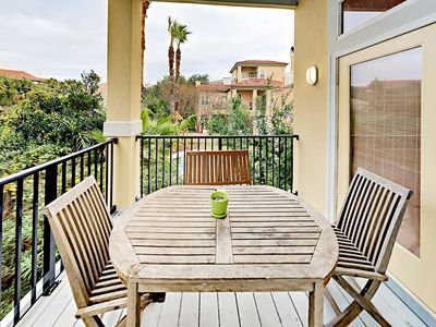 Deck - Sip your morning coffee on the outdoor deck while you take in the Gulf breeze.
