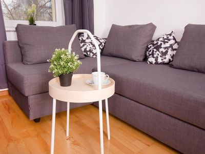 Photo for Apartment 5, shower and bath, toilet, comfort - Apartments Beckendorf