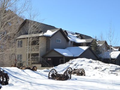 Photo for 2BR Townhome Vacation Rental in Avon, Colorado